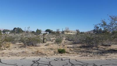 Lucerne Valley Residential Lots & Land For Sale: Oxbow Road
