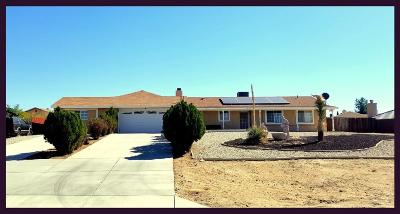 Victorville Single Family Home For Sale: 16707 Haver Hill Street