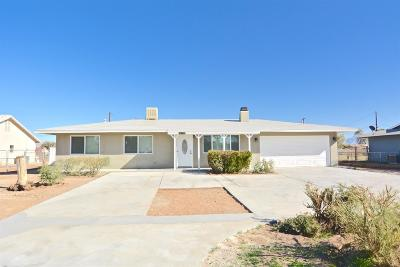 Apple Valley Single Family Home For Sale: 14115 Pawnee Road