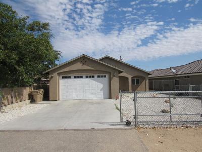 Hesperia Single Family Home For Sale: 16518 Cajon Street
