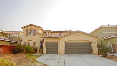 Hesperia Single Family Home For Sale: 13279 Hollister Street