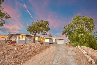 Hesperia Single Family Home For Sale: 12556 Silverwood Street