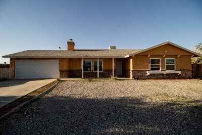 Apple Valley Single Family Home For Sale: 12560 Okahda Court