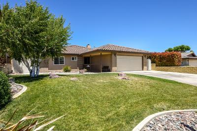Victorville Single Family Home For Sale: 17900 Cumberland Way