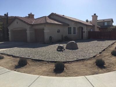 Adelanto Single Family Home For Sale: 11557 Danielle Drive