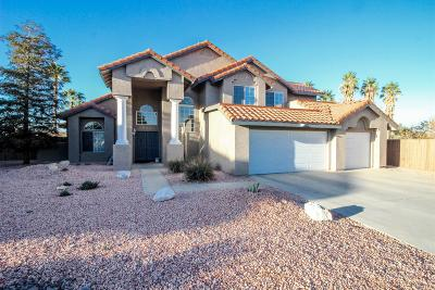Apple Valley Single Family Home For Sale: 20424 Red Hawk Place