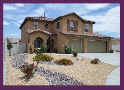 Victorville Single Family Home For Sale: 14414 Joaquin Way