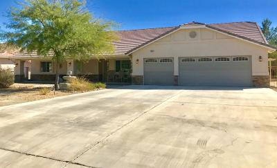 Apple Valley Single Family Home For Sale: 16679 Muni Road