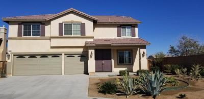 Hesperia Single Family Home For Sale: 14090 Buckbrush Court