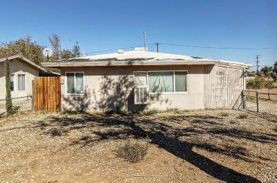 Adelanto Single Family Home For Sale: 11880 Hardy Avenue