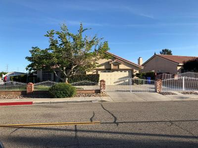 Victorville Single Family Home For Sale: 13047 San Ysidro Street