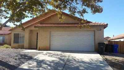 Adelanto Single Family Home For Sale: 14628 Sage Lane