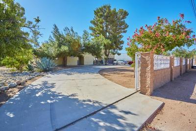 Hesperia Single Family Home For Sale: 16191 Cactus Street