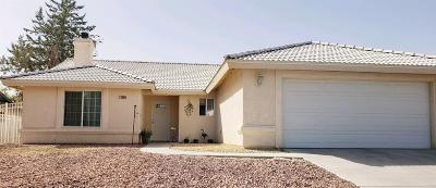 Victorville Single Family Home For Sale: 13864 Oakmont Drive