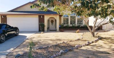 Victorville Single Family Home For Sale: 13340 Stoneridge Drive