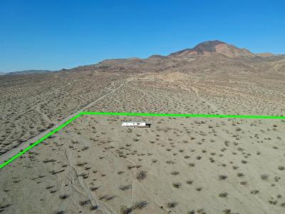 Lucerne Valley Residential Lots & Land For Sale: Green Rock Mine Road