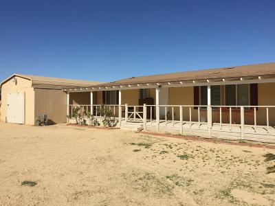 Lucerne Valley Single Family Home For Sale: 11052 High Road