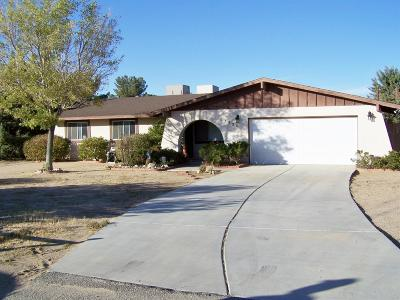 Hesperia Single Family Home For Sale: 17934 Yucca Street
