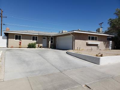 Barstow Single Family Home For Sale: 741 Linda Lane
