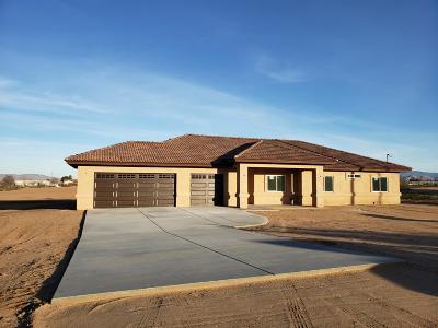 Hesperia Single Family Home For Sale: 11125 8 Th Avenue