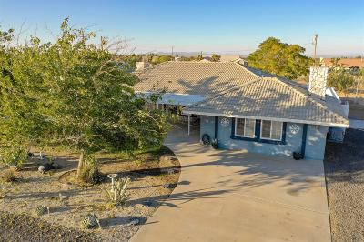 Victorville Single Family Home For Sale: 9121 Mono Road