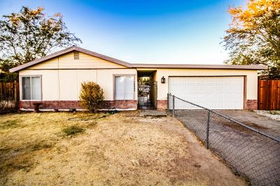 Victorville Single Family Home For Sale: 16522 Lariat Road