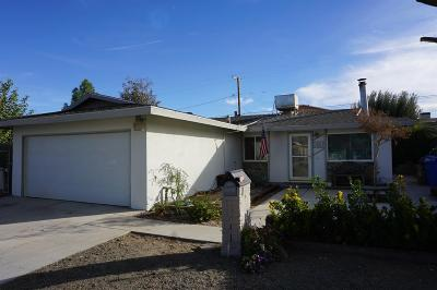 Barstow Single Family Home For Sale: 1724 De Anza Street
