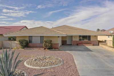 Helendale Single Family Home For Sale: 26442 Anchorage Lane