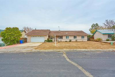 Victorville Single Family Home For Sale: 13935 Wagon Wheel Drive