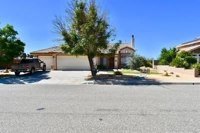 Victorville Single Family Home For Sale: 12997 San Lucas Drive
