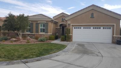Apple Valley CA Single Family Home For Sale: $339,000