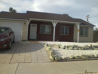 Barstow Single Family Home For Sale: 237 E Virginia Way