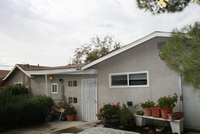 Apple Valley Single Family Home For Sale: 16250 Yuma Road