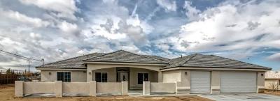 Hesperia Single Family Home For Sale: 9166 Eighth Avenue