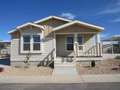 Hesperia Mobile/Manufactured For Sale: 12550 Main Street #115