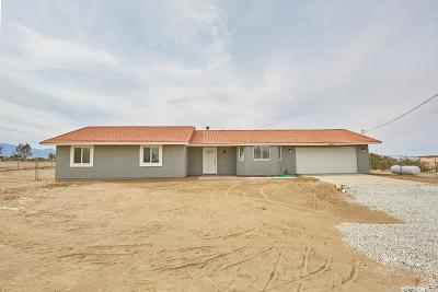 Phelan CA Single Family Home For Sale: $249,900