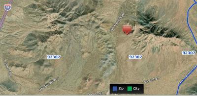 San Bernardino County Residential Lots & Land For Sale: Sorrel Trail