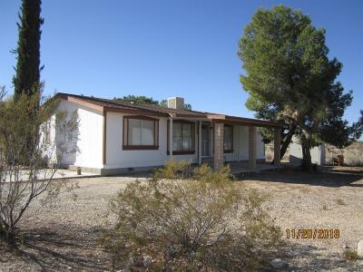 Pinon Hills Single Family Home For Sale: 11624 Ponderosa Road #92372