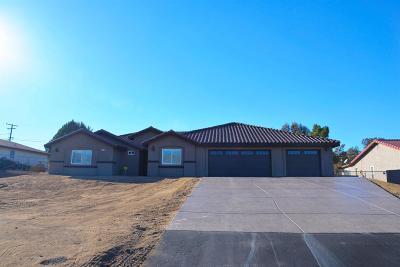 Hesperia Single Family Home For Sale: 7962 Arrowhead Lake Road