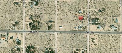 Lucerne Valley Residential Lots & Land For Sale: Palomar Trail
