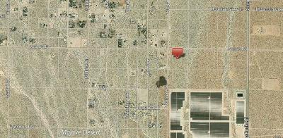 Lucerne Valley Residential Lots & Land For Sale: Lot On Arroyo Road