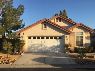 Apple Valley Single Family Home For Sale: 19619 Ironside Drive