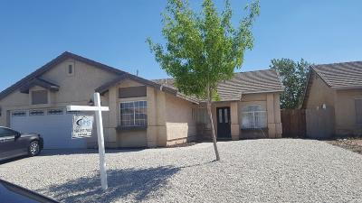 Victorville Single Family Home For Sale: 12253 Silver Arrow Way