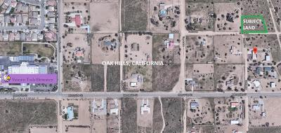 Hesperia Residential Lots & Land For Sale: Turko Avenue