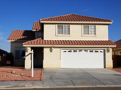 Victorville Single Family Home For Sale: 13413 Lakeside Drive