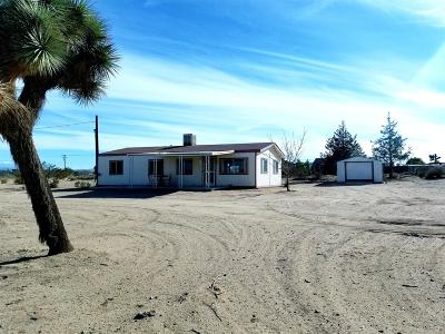 Phelan CA Single Family Home For Sale: $149,900