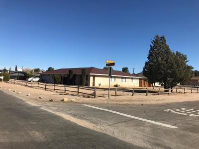 Apple Valley Single Family Home For Sale: 13987 Coachella Road