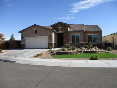 Apple Valley Single Family Home For Sale: 19009 Cassia Court