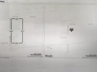 Lucerne Valley Residential Lots & Land For Sale: Miller Ranch Road