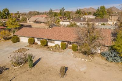 Apple Valley Single Family Home For Sale: 19998 Red Feather Road